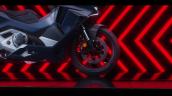 Honda Forza 750 Front Wheel