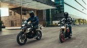 Bs6 Bmw G 310 Gs And G 310 R Action
