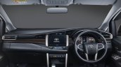 2021 Toyota Innova Crysta Facelift Dashboard