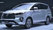 2021 Toyota Innova Crysta Facelift Front Left