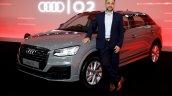 Audi Q2 Front Left
