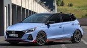 2021 Hyundai I20 N Performance Interior Front