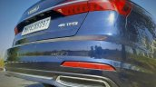 2020 Audi A6 Exhaust Tips