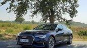 2020 Audi A6 Front 3 Quarters