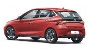2020 Hyundai I20 Rear Left