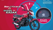 New Bajaj Ct100 Features