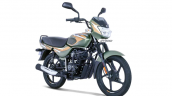 New Bajaj Ct100 Matte Olive Green