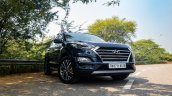 Hyundai Tucson Facelift Front 3 Quarters