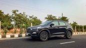 Hyundai Tucson Facelift Front 3 Quarters Action