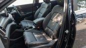 Hyundai Tucson Facelift Front Seats