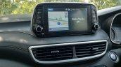Hyundai Tucson Facelift Infotainment Screen