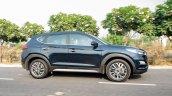 Hyundai Tucson Facelift Side View Dynamic