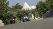 Bs6 Ducati Multistrada 950 S Action Shot