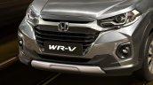 Honda Wr V Exclusive Edition Front Grill Chrome Ga