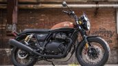 Royal Enfield Interceptor 650 Limited Edition Fron