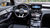 Mercedes Benz Amg Glc 43 4matic Coupe Dashboard