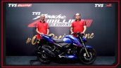 New Tvs Apache Rtr 200 4v Right Side