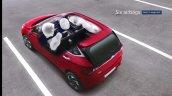 All New Hyundai I20 Airbags