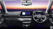 All New Hyundai I20 Dashboard