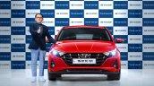 All New Hyundai I20 Front
