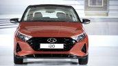 New Hyundai I20 Front View