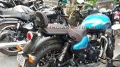 Royal Enfield Meteor 350 Supernova Blue Rear Right