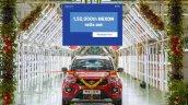Tata Nexon Production 1 5 Lakh Milestone