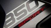 Triumph Tiger 850 Sport Teaser Decal