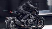 2021 Honda Cb1000r Black Edition In Action