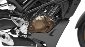 2021 Honda Cb125r Engine