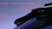 Renault Kiger Teaser Roof Spoiler