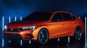 2022 Honda Civic Front 3 Quarter