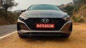 Hyundai I20 Front View