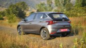 Hyundai I20 Rear 3 Quarters 2