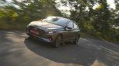 Hyundai I20 Tracking Front 3 Quarters