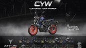 Yamaha Mt 15 Customisation Your Warrior