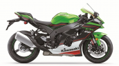 2021 Kawasaki Ninja Zx 10r Right Side