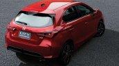 2021 Honda City Hatchback Rear Right Top