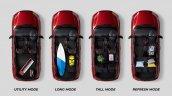 2021 Honda City Hatchback Seats