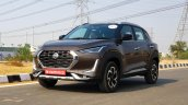 All New Nissan Magnite First Review Action Front