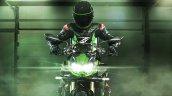 2021 Kawasaki Z H2 Se Front
