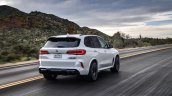 Bmw X5 M Competition Rear Right Action