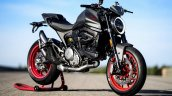 2021 Ducati Monster Front 3 Quarter