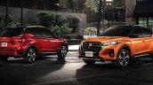 2021 Nissan Kicks Front And Back