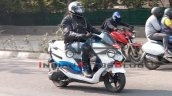 Suzuki Burgman Electric Spy Shot Front Right
