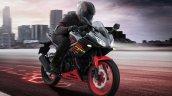 2020 Honda Cbr150r Action