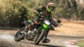 2021 Kawasaki Klx 300sm In Action
