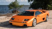Lamborghini Diablo Front 1