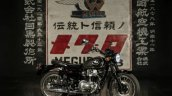 Kawasaki Meguro K3 Right Side