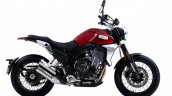 Bristol Motorcycles Veloce 500 Rhs